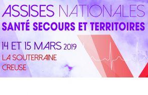 Assises Nationales Santé Secours et Territoires