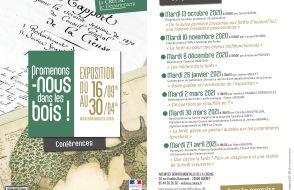 Conférence « De la sylve primitive creusoise aux forêts d'aujourd'hui, une histoire forestière passionnante »