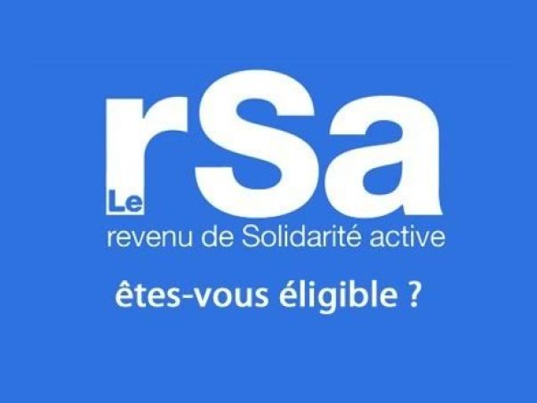 Le Revenu de Solidarité Active (rSa)