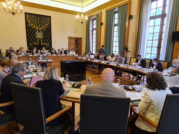L'Assemblée départementale