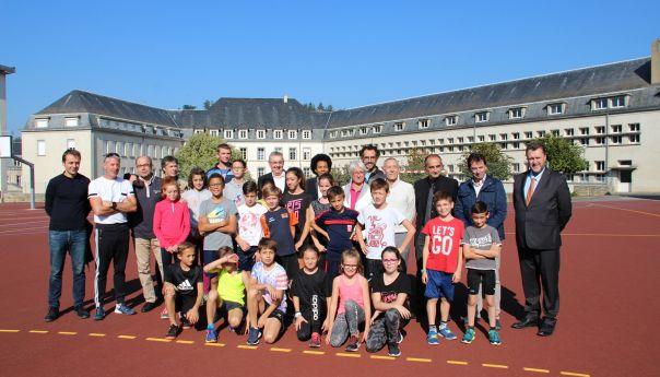 L'art de concilier sport et études