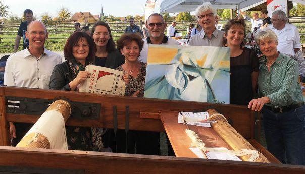 La Creuse célèbre ses 30 ans d'amitié avec le Bezirk de Moyenne-Franconie