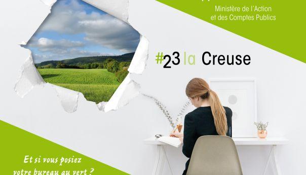 La Creuse 100% attractive: Guéret choisie pour accueillir des agents de Bercy