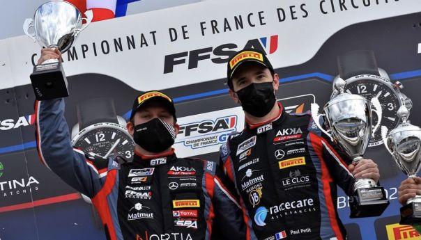 Paul Petit : dans la course pour le titre de champion de France