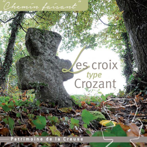 Les croix de Crozant