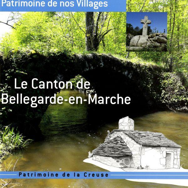 Le canton de Bellegarde-en-Marche
