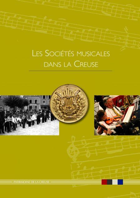 Les Sociétés musicales dans la Creuse