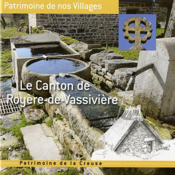 Le canton de Royère-de-Vassivière