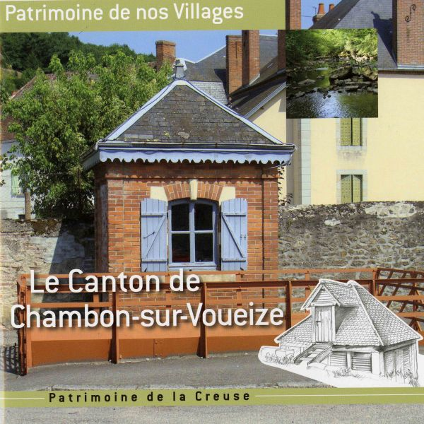 Le canton de Chambon-sur-Voueize