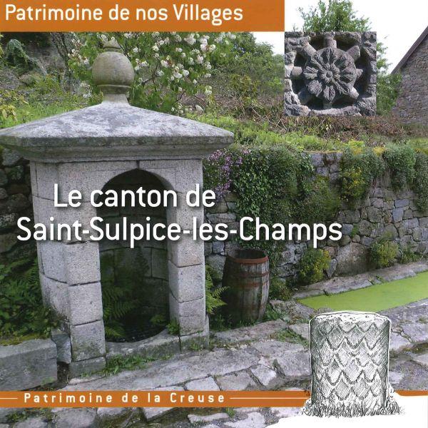 Le canton de Saint-Sulpice-les-Champs