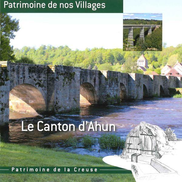 Le canton d'Ahun