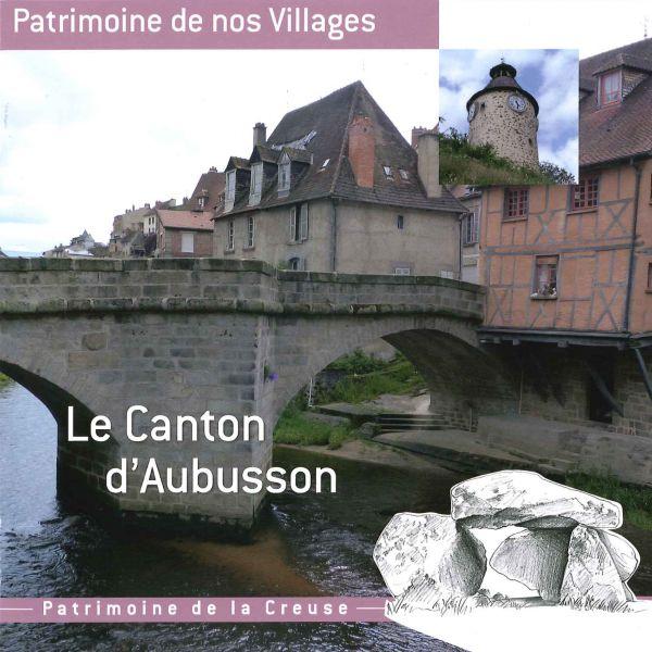 Le canton d'Aubusson
