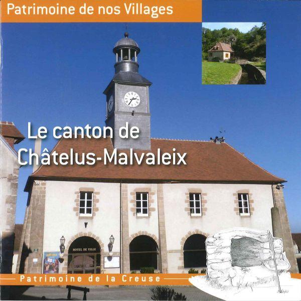Le canton de Chatelus-Malvaleix