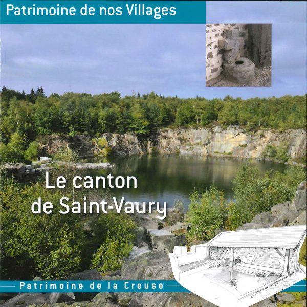 Le canton de Saint-Vaury