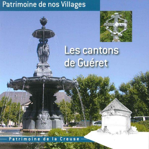 Les cantons de Guéret