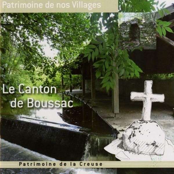 Le canton de Boussac