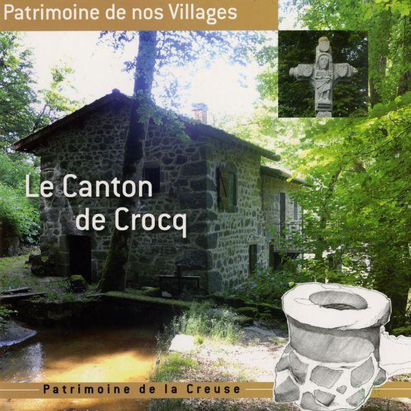 Le canton de Crocq