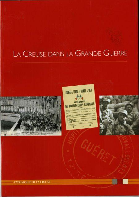 La Creuse dans la Grande Guerre