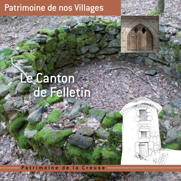 Le canton de Felletin