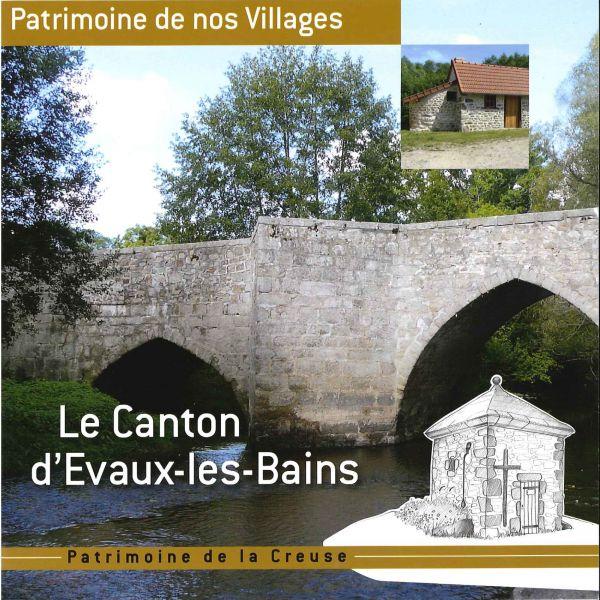 Le canton d'Evaux-les-Bains