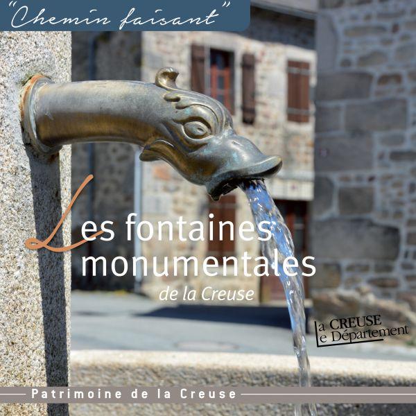 Les fontaines monumentales de la Creuse