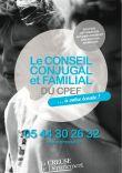 Conseil conjugal et familial 2017