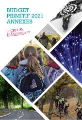 Budget primitif 2021 - Annexes