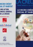 Le micro crédit social et habitat