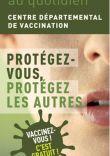 Centre départemental de vaccination