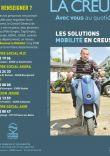 Les solutions mobilité en Creuse