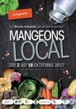 Programme Forum de l'alimentation locale